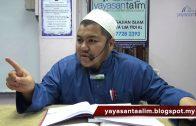 Yayasan Ta'lim: Kelas Sahih Muslim [28-02-16]