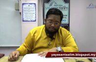 Yayasan Ta'lim: Pemantapan Aqidah ASWJ [22-03-16]