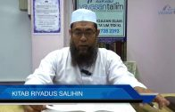 Yayasan Ta'lim: Riyadus Salihin [22-03-16]