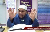 Yayasan Ta'lim: Kelas Sahih Muslim [25-10-15]