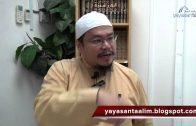 Yayasan Ta'lim: Tafsir Maudhu'ie [21-11-15] (Surah Al Baqarah)