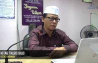Yayasan Ta'lim: Talbis Iblis [07-11-15]