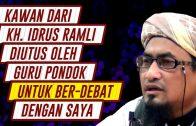 Guru Pondok Kirim Utusan Untuk Berdebat Sebab Saya Dituduh Wah4bi  [ Maulana Fakhrurrazi ]